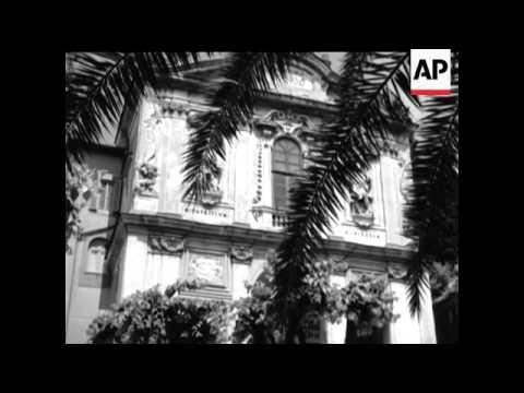 IRISH PILGRIMAGE TO ROME - SPECIAL - SOUND