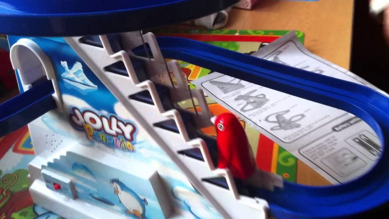 PowerTRC/® Jolly Penguin Race