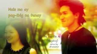 TAGALOG Ni Yao De Ai lyrics - Meteor Garden OST