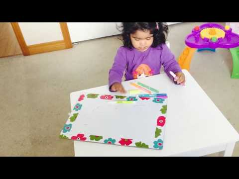 drawing-and-coloring-with-washable-markers-on-a-dry-erase-board-|-learning-colors-while-coloring