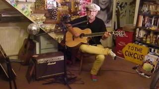 guy mitchell chicka boom acoustic cover danny mcevoy