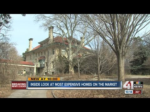 Kansas City's luxury homes can be a tough sell