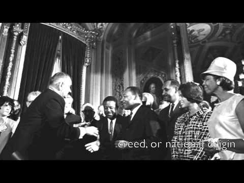 APUSH Project: The Civil Rights Movement (1960-1968)