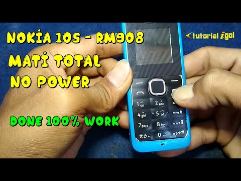 Servis HP Nokia 215 Mati Total No Power.