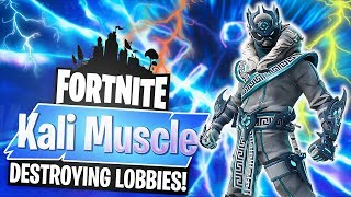 FORTNITE BATTLE ROYALE | *NEW SKIN* SNOWFOOT | 700+ WINS