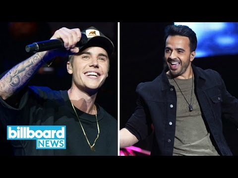 Thumbnail: Justin Bieber Joined by Luis Fonsi on Stage to Perform 'Despacito' in Puerto Rico | Billboard News