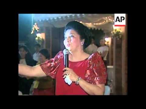 Imelda Marcos celebrates 73rd birthday