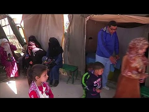 Syrian speak out ahead UN refugee summit