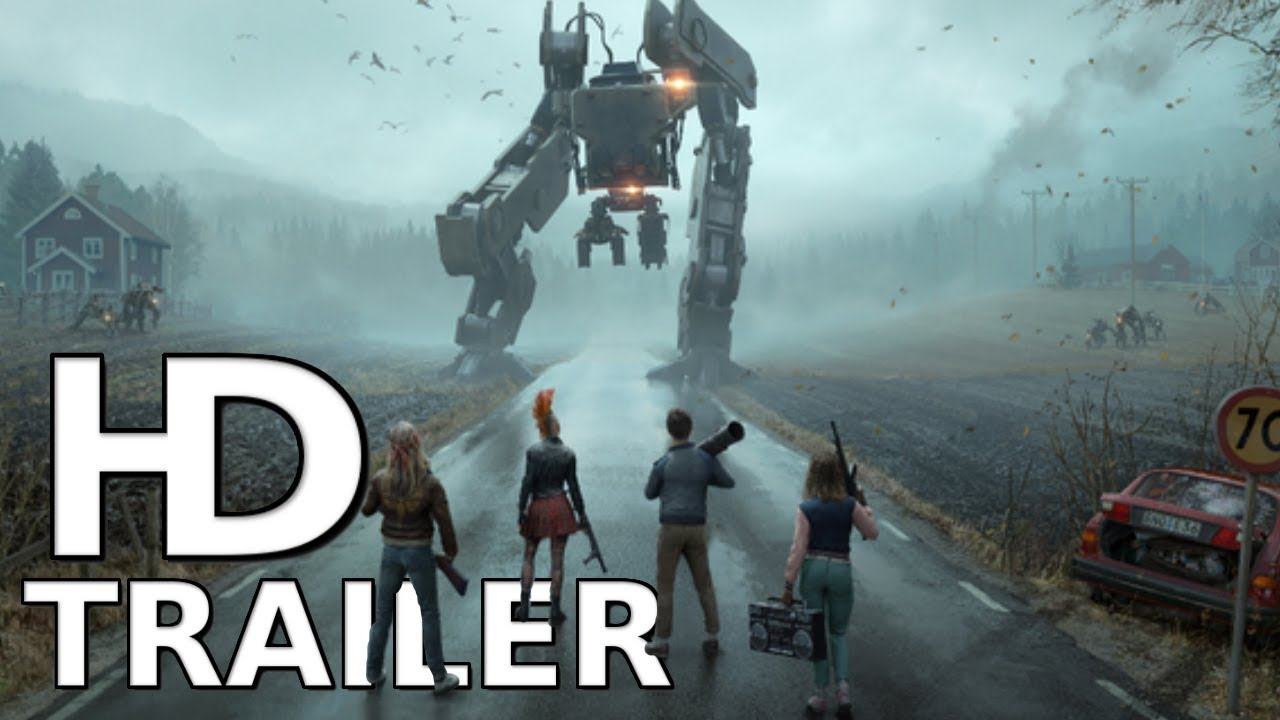 GENERATION ZERO Official Reveal Trailer 2019 Open World Game HD