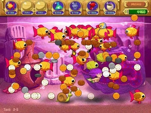 Download insaniquarium deluxe for free asurekazani for Feed and grow fish free download full game