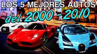 Los 5 mejores autos del 2000-2010