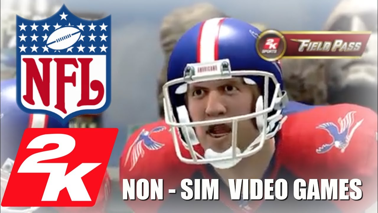 NFL, 2K Games reach agreement to start making 'non-simulation ...