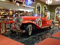 Duesenberg II Speedster in Red Paint @ Volo Auto Museum on My Car Story with Lou Costabile