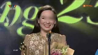 Phi Nhung xuất sắc giật giải Mai Vàng 2017 hạng mục ca sĩ hát nhạc âm hưởng dân ca