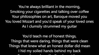 Jewel - Foolish Games - Lyrics Scrolling