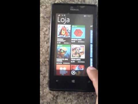 Erro REQUER ATENÇÃO do Windows Phone (SOLUÇÃO SIMPLES )