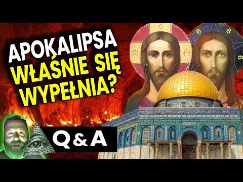 Apokalipsa Wypełnia Się? Konflikt w Izraelu a Budowa Trzeciej Świątyni Salomona - Plociuch Ator Film