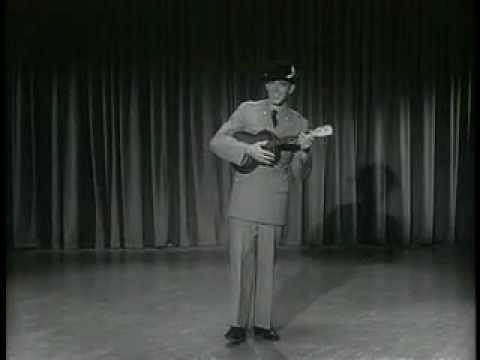 Ken Berry US Army  and Dance