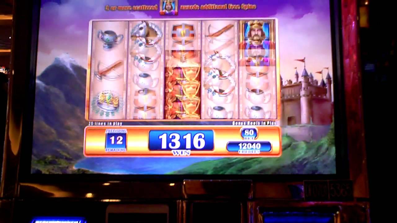 Valiant Knight Slot Machine