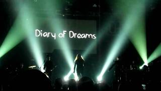 Diary of Dreams - Kindrom live @ Docks 11.04.2010