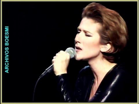 """CALLING YOU (FROM """"BAGDAD CAFÉ"""") - CELINE DION - PARIS - 1995"""