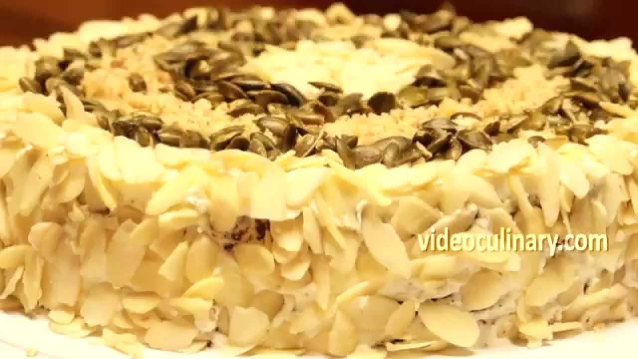 Healthy Squash Cake Recipe Video Culinary