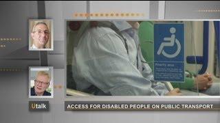 euronews U talk - Handicap e trasporti: la