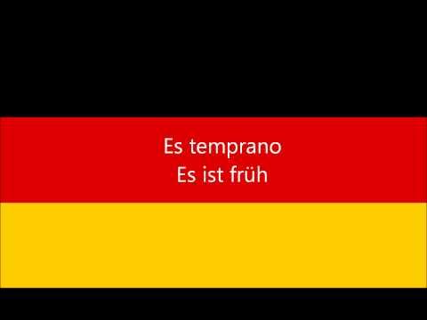 Aprender Alemán: 100 Frases en Aleman Basicas