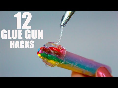 Thumbnail: 12 Awesome Hot Glue Gun Life Hacks
