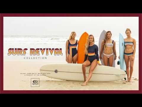 Surf Revival Collection   My Bikini 2019 - 2020   Rip Curl Women