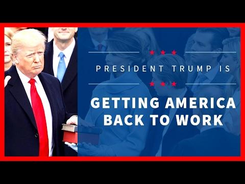 FULL SPEECH: President Donald Trump Rally Florida Orlando Melbourne Airport America Back To Work