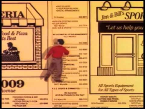 Cincinnati Bell Yellow Pages - Go By The Book