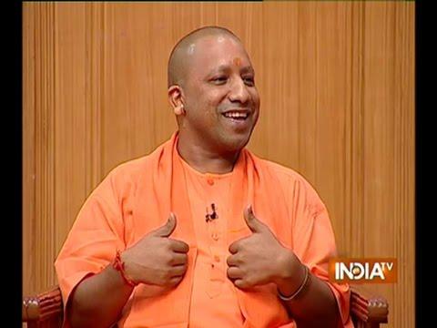 Does Adityanath Win Election By Using Gorakhnath Temple's Prestige - India TV