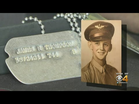 Dog Tags Belonging To A WWII Veteran Returned To Family Nearly 75 Years Later