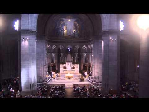 Messe du dimanche du Sacre Coeur 14 juin 2015
