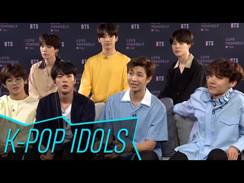 BTS Dish About Debuting New Music At The 2018 Billboard Music Awards | Access