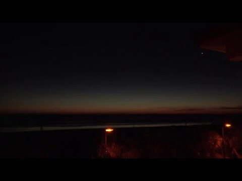 Sunrise 2016 4k Jacksonville Beach, FL