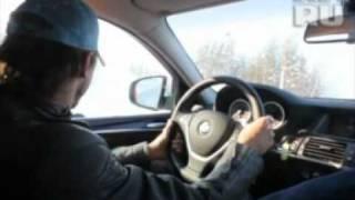 Дима Билан и Евгений Плющенко поучаствовали в тест драйве автомобилей    Видео    KP RU   Санкт Петербург