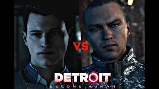 「Клип」Look What You Made Me Do【Connor VS Markus】