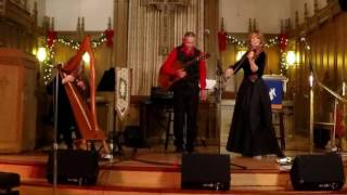Harp and Holly Christmas 01 Sampler 2016