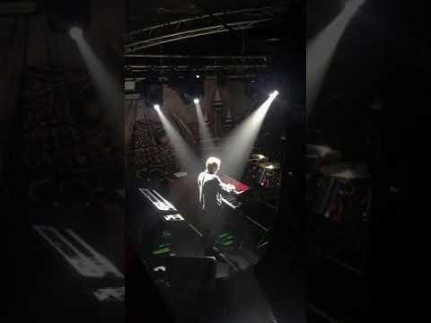 Derek Sherinian Solo spot Manchester, U.K. 10/1/18