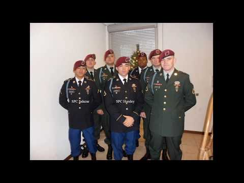 173rd Airborne Fallen Paratroopers of OEF XIII