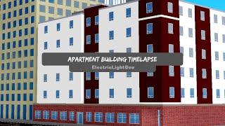Appartments Zeitraffer - Roblox Studio