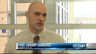 Free Library Launches