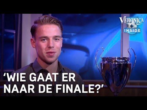 Veronica E-Challenge #10: 'Wie gaat er naar de finale?' | CHAMPIONS LEAGUE