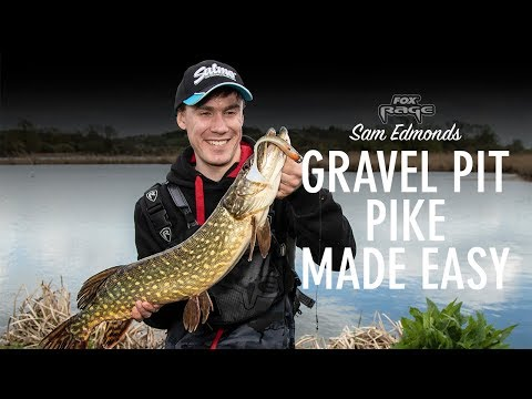 ***FOX RAGE TV*** GRAVEL PIT PIKE MADE EASY