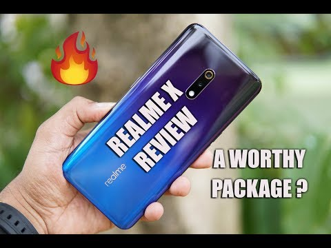 Realme X Detailed Review- Should you buy it?