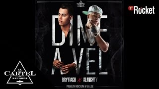 Brytiago Feat Almighty - Dime a Vel [Cover Audio]