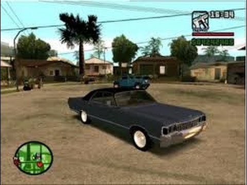Os Mel Codigos De Carro Do Gta San