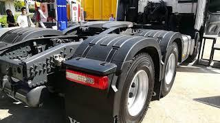 รีวิวรถบรรทุกหัวลากวอลโว่ | VOLVO FH440 Trucks